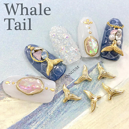 Whale Tail 5個入