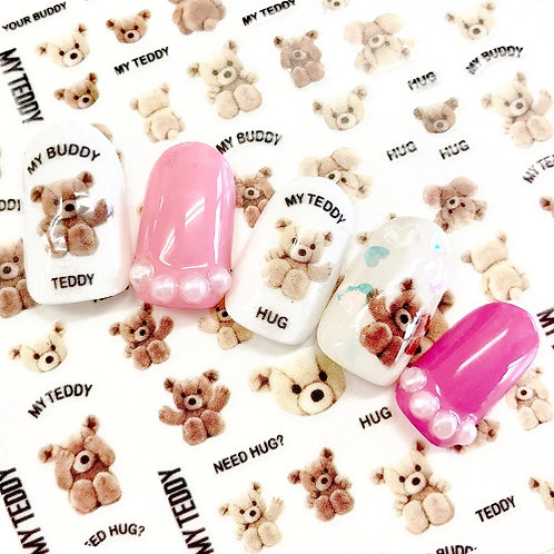 Sticker TEDDY