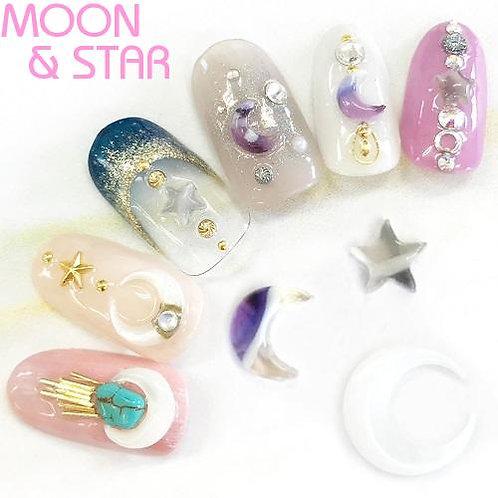 Shell Star & Moon 10個入り