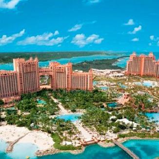 DIa 6 - Torneio e passeio em Nassau-Bahamas