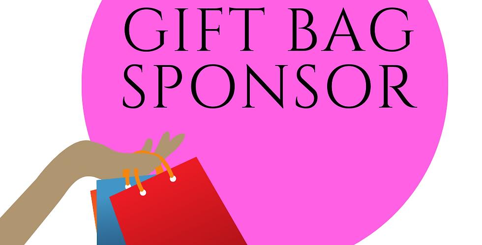 Gift Bag Sponsor
