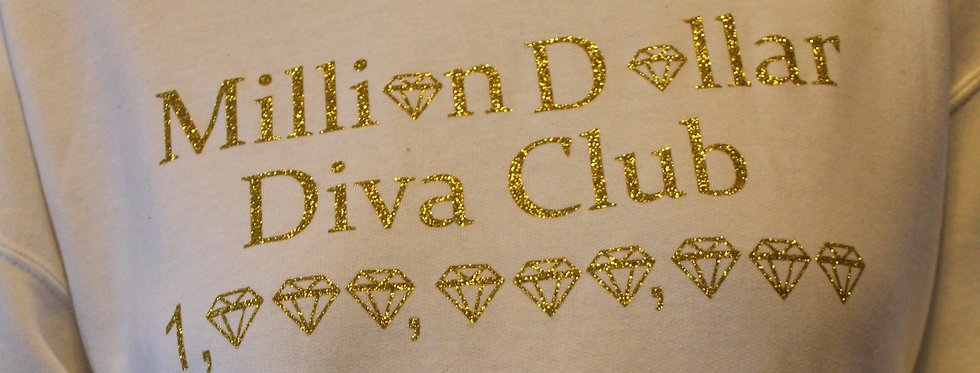 Million Dollar Diva hoodie