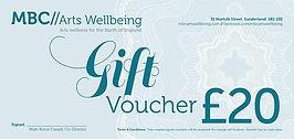 £20 Git Voucher