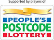 Supported by players of the People's Postcode Lottery
