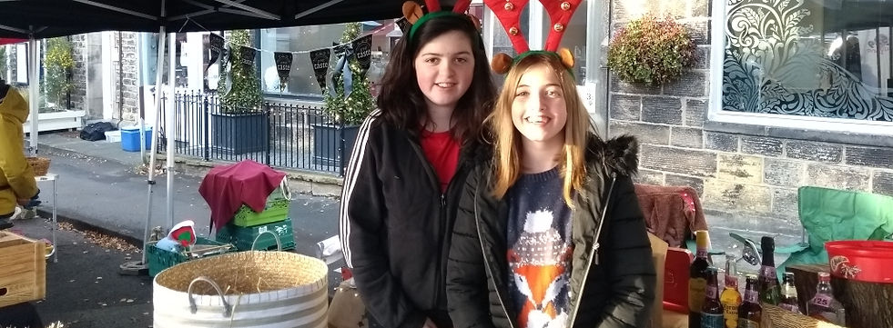 LS29 helpers Rosey and Hannah Naylor.jpg