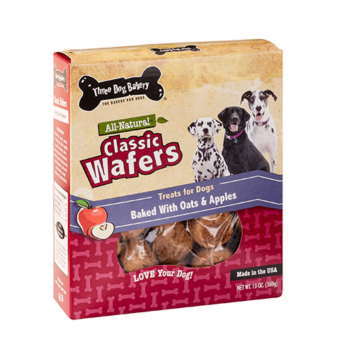 Classic Wafers with Oats & Apples