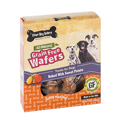 Grain Free Wafers Sweet Potato