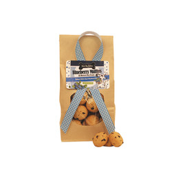 Blueberry Muffin Bag