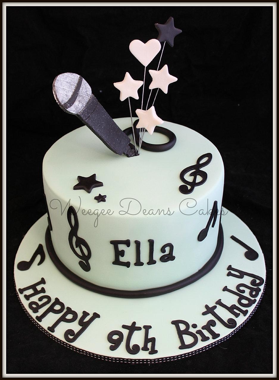 Female Birthday Cakes