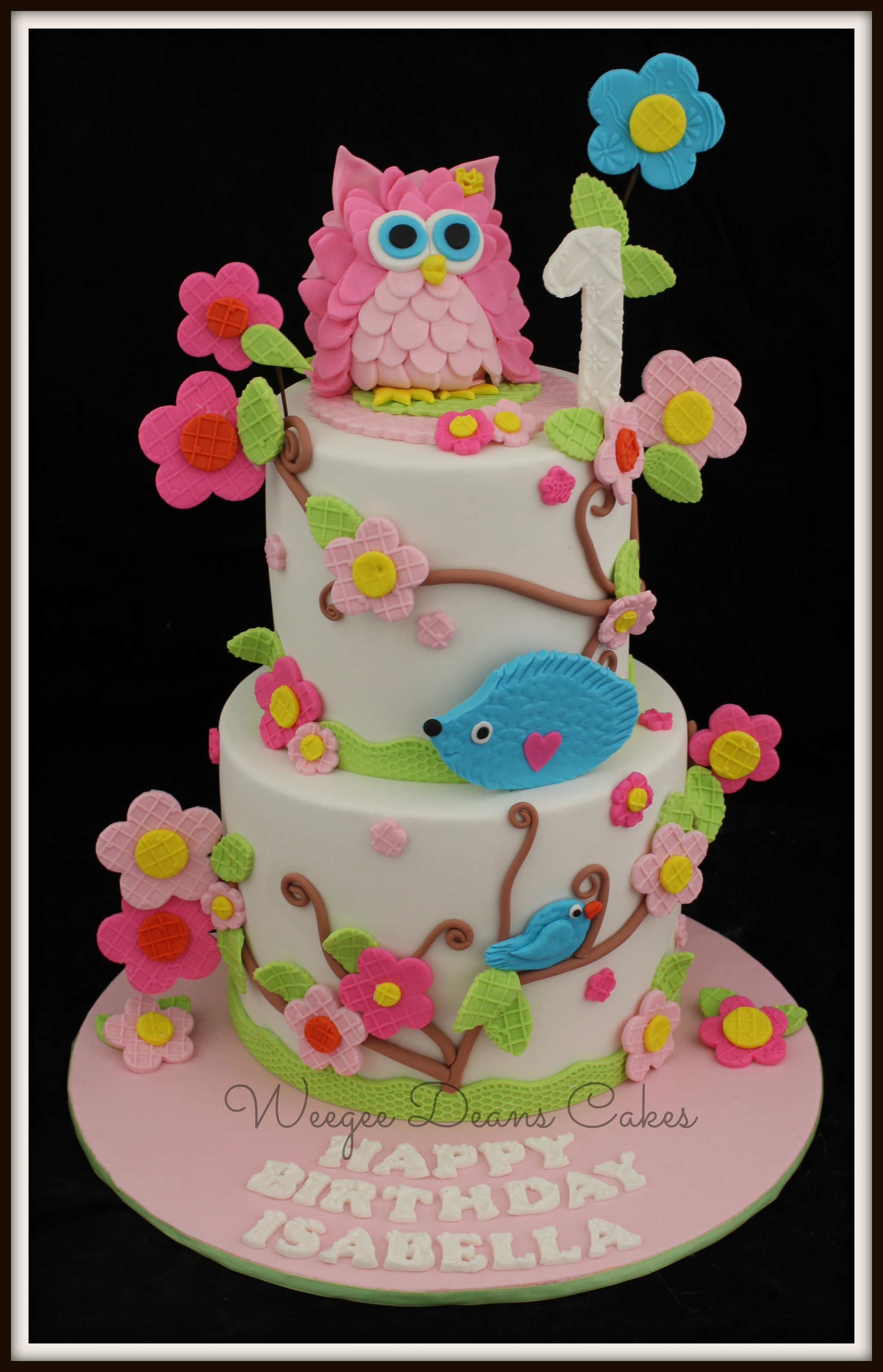 Awe Inspiring Female Birthday Cakes Funny Birthday Cards Online Hendilapandamsfinfo