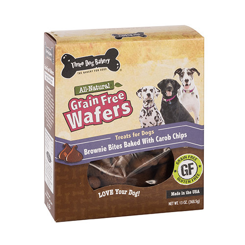 Grain Free Wafers Brownie Bites