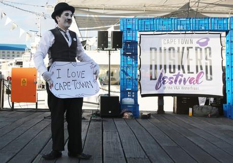 Cape Town Buskers Festival