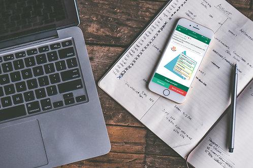 Digitale Lernkarten - Fachwirt im Gesundheits- und Sozialwesen IHK 2021