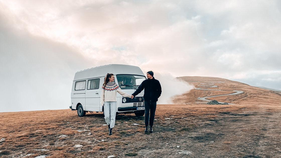 Fulltime Vanlife«Travel | DIY Van Ausbau✓individuell und flexibel✓ Vanlife Reiseblog | Leben im Camper✓ endless_footsteps Roadtrip
