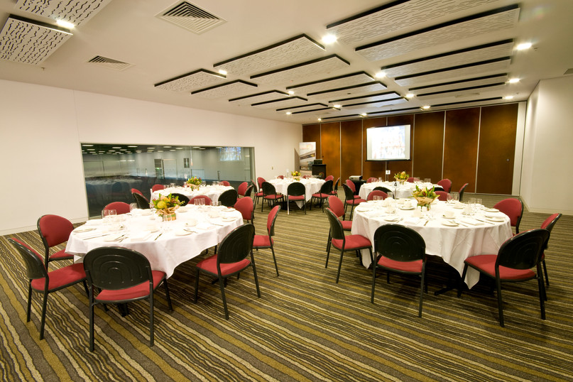 Goyder Mezz banquet room hire
