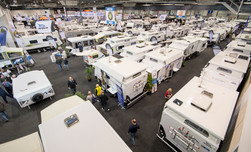 Industrial Product Exhibition Space Adelaide