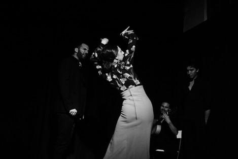 Tablao flamenco,    Photo by Alexia Theodorou