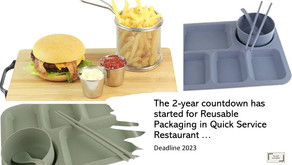 Disposable Packaging Ban for Food service