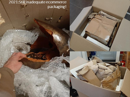 The future of e-commerce is not packaging!