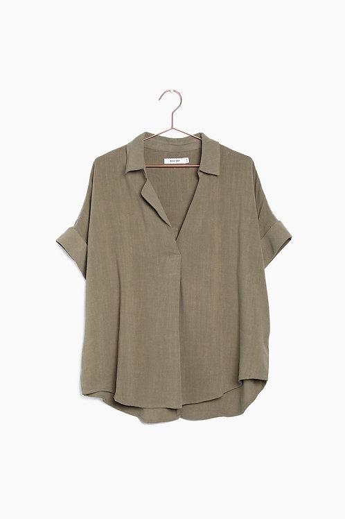 Khaki Linen