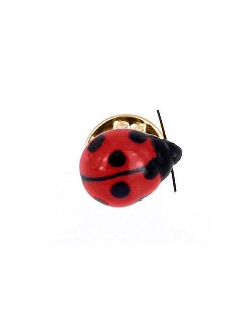 Nach Ladybug Pin
