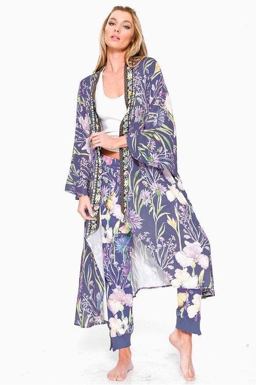 Iris of Wales Kimono