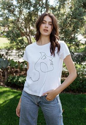 Feminin Profile T-Shirt