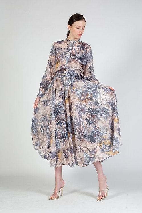 Forest Flow Skirt