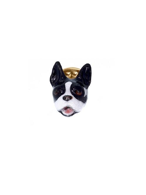 Nach Doggy Pin
