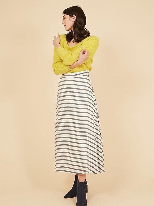 Nautical Grays (Skirt)