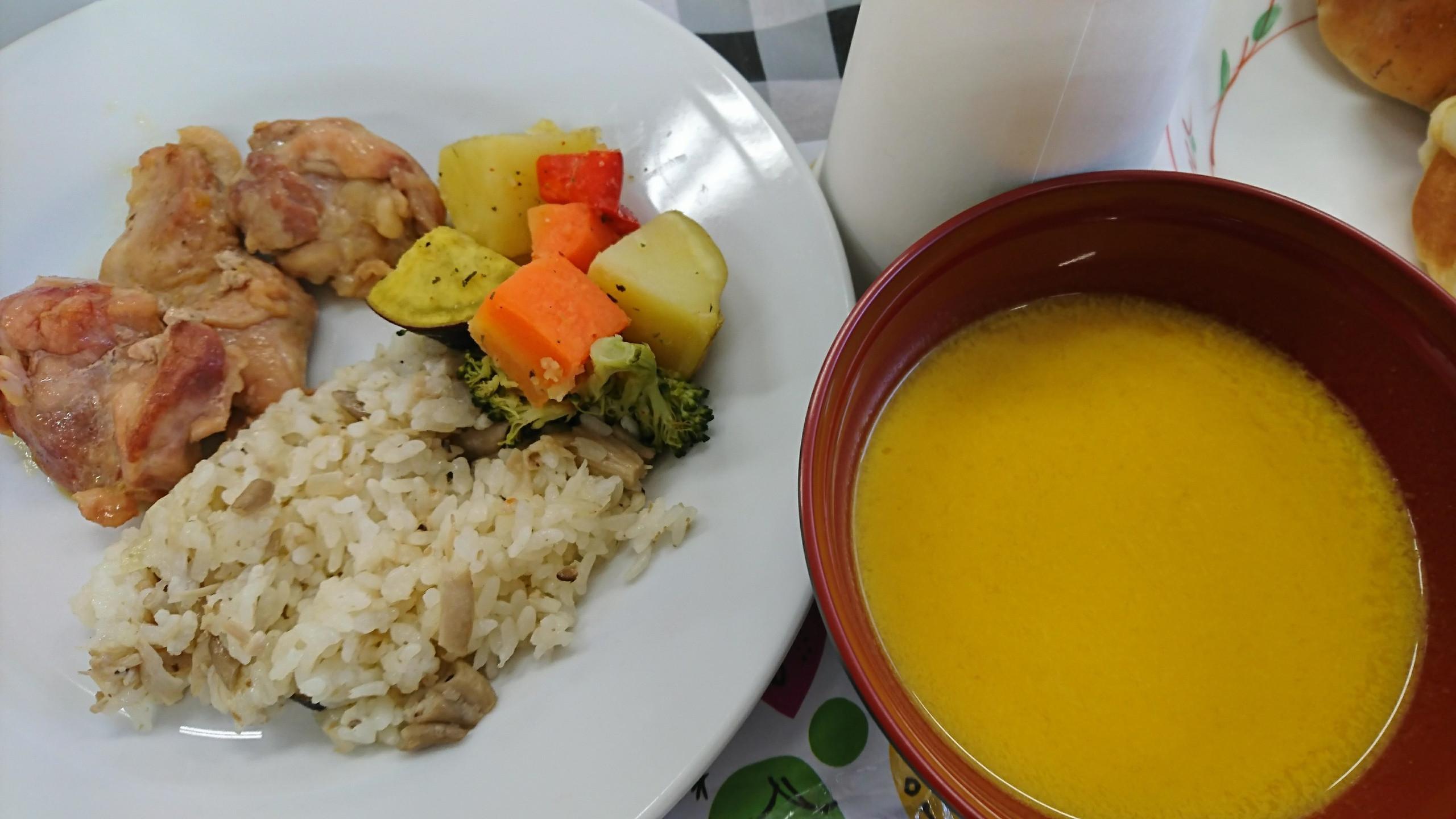 摂食・嚥下食ランチ