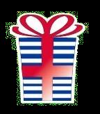 Red-White-Blue Gift