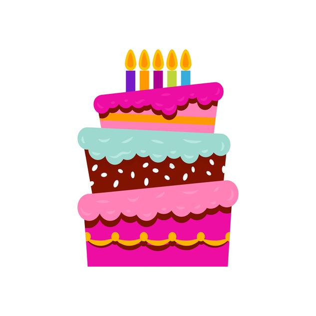 Pink-Mint Cake