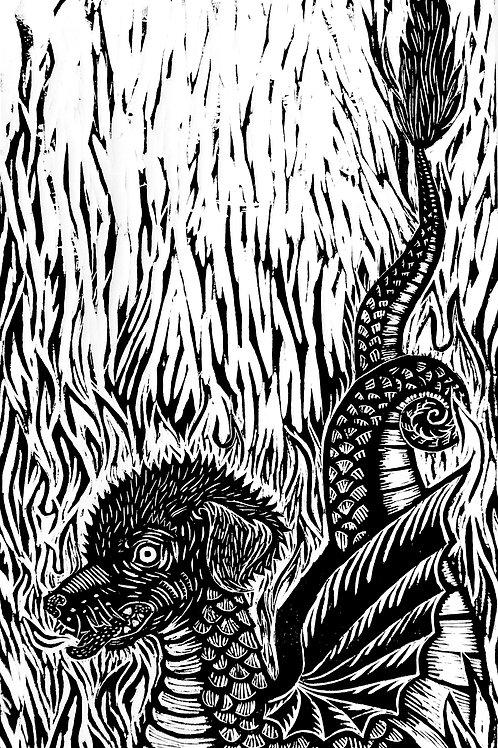 Iggy dragón