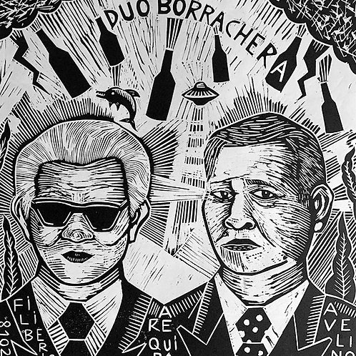 Duo borrachera
