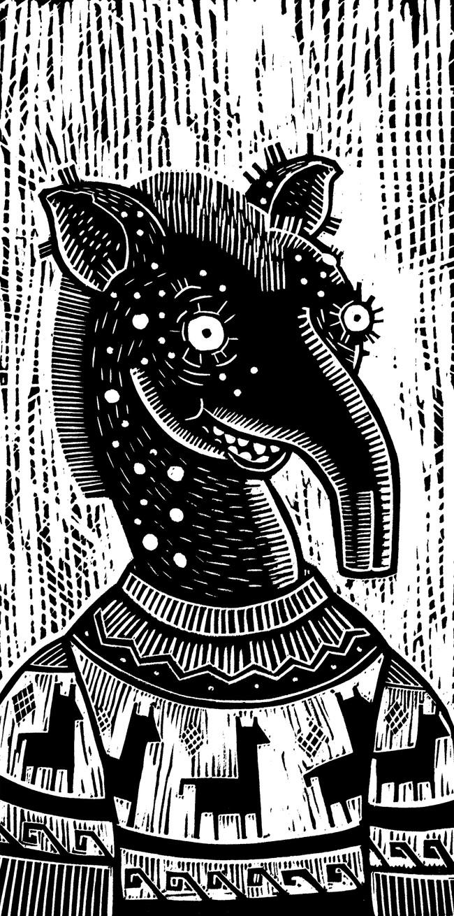 tapir chaqchao