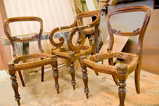 Furniture Repair And Upholstery