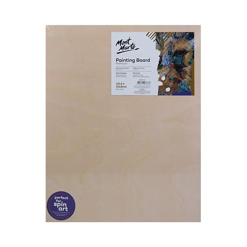 Mont Marte Premium Painting Board 40.6 x 50.8cm (16 x 20in)