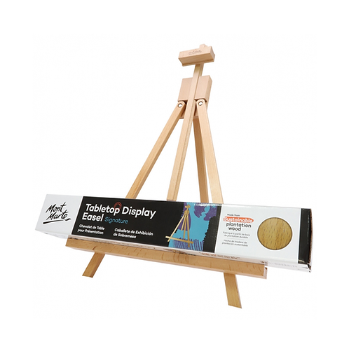 Mont Marte Signature Tabletop Display Easel