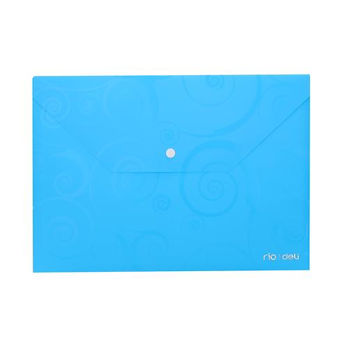 Deli Button File A4