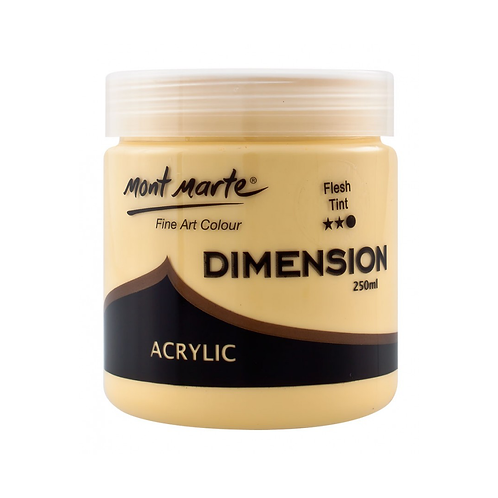 Mont Marte Dimension Acrylic 250ml - Flesh Tint