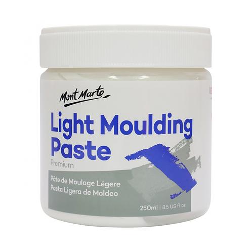 Mont Marte Premium Light Moulding Paste 250ml (8.5oz)