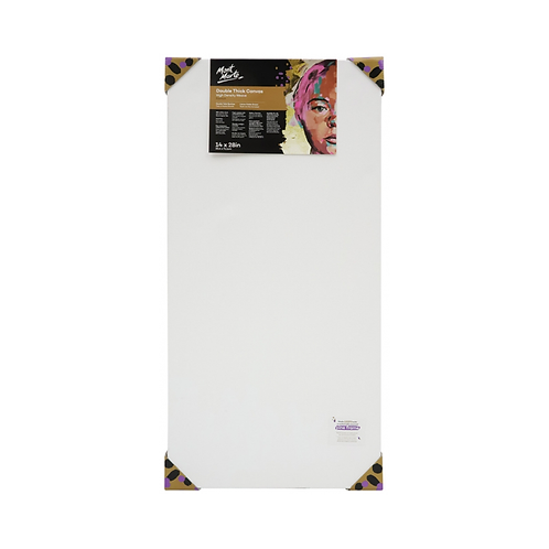 Mont Marte Premium Double Thick Canvas 35.6 x 71.1cm (14 x 28in)