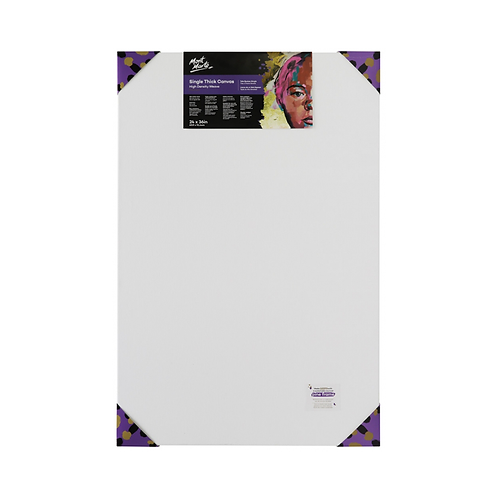 Mont Marte Premium Single Thick Canvas 60.9 x 91.4cm (24 x 36in)