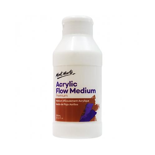 Mont Marte Premium Acrylic Flow Medium 250ml (8.5oz)