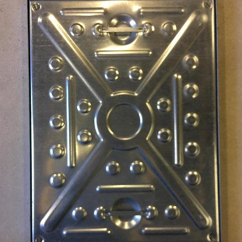 Manhole Cover 600x450 Sealed and Locked 5Tonne