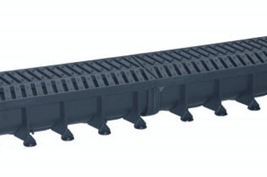 MCD Company Torrent Flow A15 Rated Drainage Channel