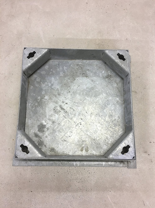 Recessed 450x450x100mm For deeper blocks and cobbles.