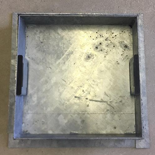Manhole Cover 300x300x80 Recessed