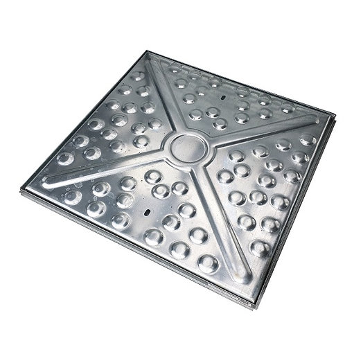 Manhole Cover 600x600 Solid Top 5Tonne
